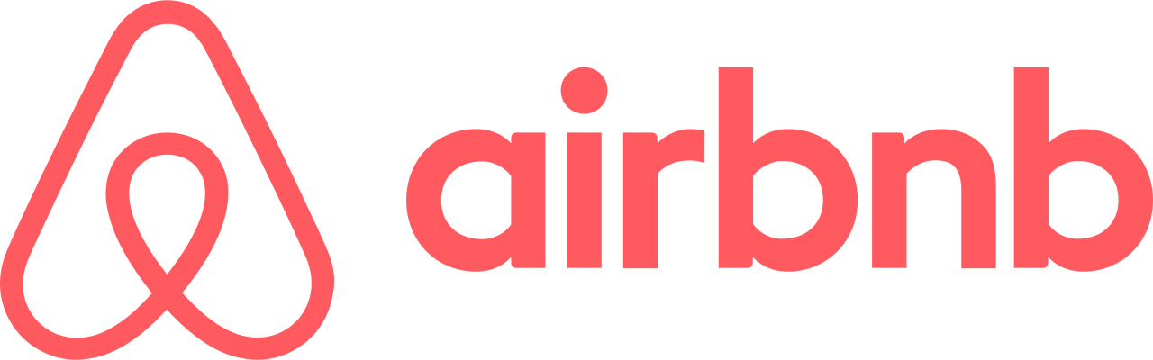 Screenshot of Airbnb logo