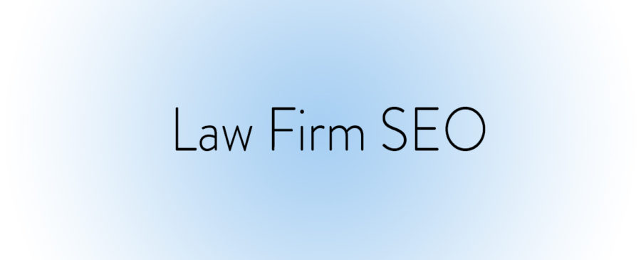 "An image with text ""Law Firm SEO"""